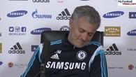Mourinho est d'humeur badine