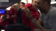 L'explosion de joie des joueurs de Watford