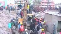 Erdbebenhilfe für Nepal mit Schwierigkeiten