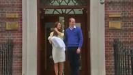 Kate und William zeigen kleine Tochter