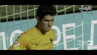 Quand Lucas Zidane tente d'imiter son père