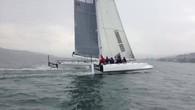 Segelrekordversuch auf dem Zürichsee