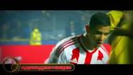 Derlis Gonzaez marque contre le Brésil
