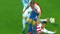 Les Parguayens se taclent entre eux