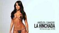 Angelica Camacho enflamme la Copa America