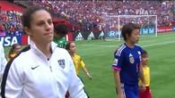 Les highlights de la finale féminine