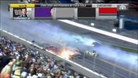 Un énorme accident à Daytona
