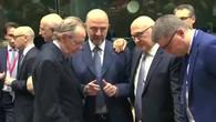 19 Euro-Finanzminister machen Druck