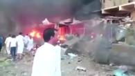 Verheerender Bombenanschlag im Irak