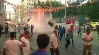 Unruhen in der Türkei