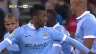 Le premier but de Sterling avec City