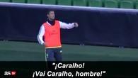 Ronaldo VS Benitez
