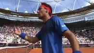 Clash entre Rafael Nadal et Fabio Fognini