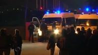 Polizei-Grossaufgebot am Eurotunnel