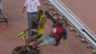 L'accident d'Usain Bolt