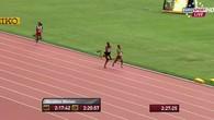 Le sprint victorieux de Mare Dibaba