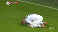 Il repousse trois penalties face à Anderlecht!