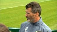 Roy Keane ironise sur le bébé de Robbie Keane