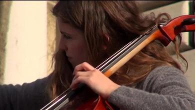 Champions! - un violoncelle pour sublimer Lambiel