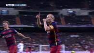 Une ovation pour Iniesta à Madrid!