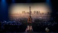 L'émouvante prestation de Céline Dion