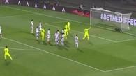 Le splendide coup-franc du Tessinois Milicevic contre Lyon