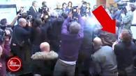 L'arrivée de Pamela Anderson provoque l'émeute