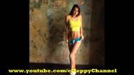 La vidéo hot de Helga Lovekaty