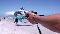 Kitesurf extrême en Afrique du Sud