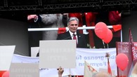 Der 1.Mai-Aufmarsch der SPÖ in Wien.