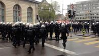 Das war der 1.Mai in Zürich
