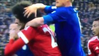 L'altercation entre Fellaini et Huth