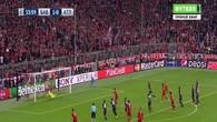 Le penalty raté de Thomas Müller