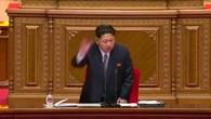 Kim Jong-un lässt sich beklatschen