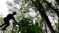 Séance de dirt avec le rider vaudois Jonas Turin