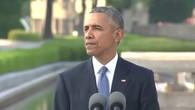 Obama plädiert in Hiroshima für Abschaffung der Atomwaffen