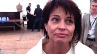 Doris Leuthard kämpft mit den Tränen