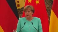 Merkel: Werden nach offenes Leben fortsetzen