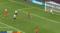 Le 2-0 de Nolito contre la Turquie