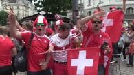 Schweizer Euphorie in Frankreich