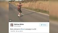 #Borexit: Wie das Netz über Boris Johnsons Rückzieher lacht
