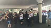 Züri-Fäscht 2016: Dem Partyvolk den Marsch blasen
