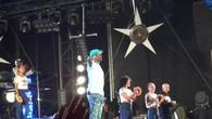Pharrell Williams a rendu hommage aux victimes de Nice