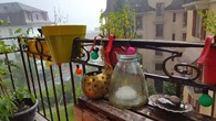 De fortes pluies sur Lausanne