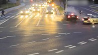 Unfall rettet Velofahrer das Leben