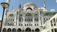 Erdogan baut riesige Moschee