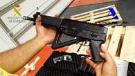 Spanien beschlagnahmt Schweizer Sturmgewehre