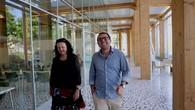 Irena Brezna und Blend Hamza im Gespräch