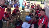 L'équipe d'Epsach remporte le tournoi de hornuss