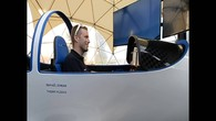 Le simulateur de vol de Raphaël Domjan